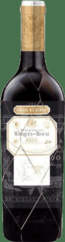 43,95 € Envoi gratuit   Vin rouge Marqués de Riscal Gran Reserva D.O.Ca. Rioja La Rioja Espagne Tempranillo, Graciano, Mazuelo, Carignan Bouteille 75 cl