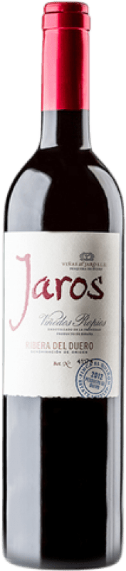 29,95 € Envoi gratuit   Vin rouge Viñas del Jaro Jaros Crianza D.O. Ribera del Duero Castille et Leon Espagne Tempranillo, Merlot, Cabernet Sauvignon Bouteille Magnum 1,5 L
