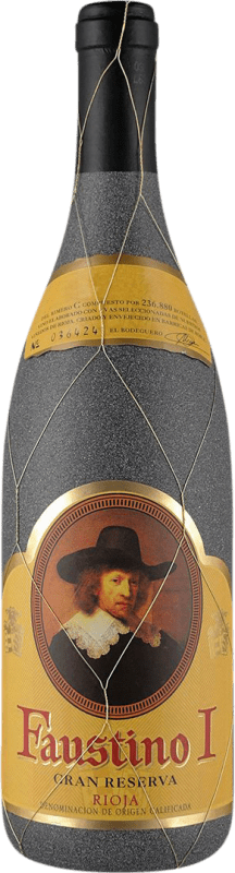 19,95 € | Red wine Faustino I Gran Reserva D.O.Ca. Rioja The Rioja Spain Tempranillo, Graciano, Mazuelo, Carignan Bottle 75 cl