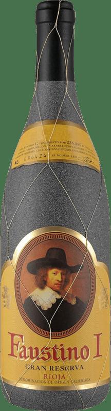 19,95 € Envoi gratuit   Vin rouge Faustino I Gran Reserva D.O.Ca. Rioja La Rioja Espagne Tempranillo, Graciano, Mazuelo, Carignan Bouteille 75 cl