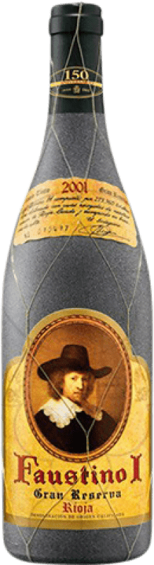 29,95 € | Red wine Faustino I Especial Gran Reserva D.O.Ca. Rioja The Rioja Spain Tempranillo, Graciano, Mazuelo, Carignan Bottle 75 cl