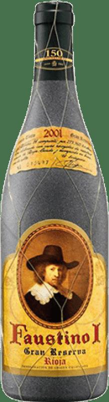 26,95 € Envoi gratuit   Vin rouge Faustino I Especial Gran Reserva D.O.Ca. Rioja La Rioja Espagne Tempranillo, Graciano, Mazuelo, Carignan Bouteille 75 cl