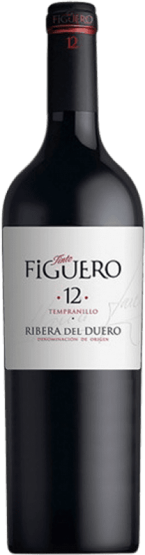 35,95 € Envoi gratuit   Vin rouge Figuero 12 meses Crianza D.O. Ribera del Duero Castille et Leon Espagne Tempranillo Bouteille Magnum 1,5 L