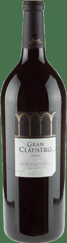 83,95 € | Red wine Perelada G. Claustro D.O. Empordà Catalonia Spain Merlot, Grenache, Cabernet Sauvignon, Mazuelo, Carignan Magnum Bottle 1,5 L