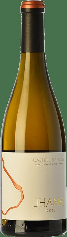 27,95 € | Rosé wine Castell d'Encús Jhana Joven D.O. Costers del Segre Catalonia Spain Merlot, Petit Verdot Bottle 75 cl