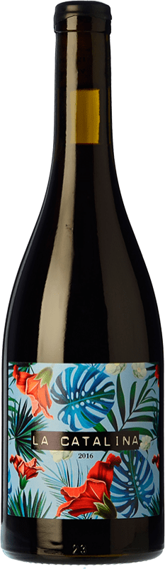 17,95 € | Red wine Vall Llach La Catalina Crianza D.O.Ca. Priorat Catalonia Spain Grenache Bottle 75 cl
