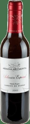 13,95 € 免费送货 | 红酒 Abadía Retuerta Selección Especial Crianza I.G.P. Vino de la Tierra de Castilla y León 卡斯蒂利亚莱昂 西班牙 Tempranillo, Syrah, Cabernet Sauvignon 半瓶 37 cl