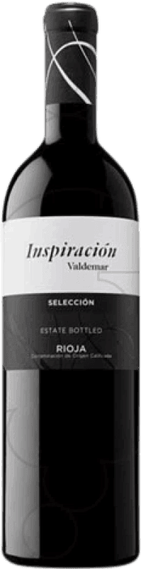 9,95 € Free Shipping | Red wine Valdemar Inspiración Selección Crianza D.O.Ca. Rioja The Rioja Spain Tempranillo, Graciano, Maturana Tinta Bottle 75 cl