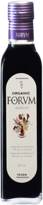 4,95 € Free Shipping | Vinegar Augustus Merlot Forum Spain Merlot Small Bottle 25 cl