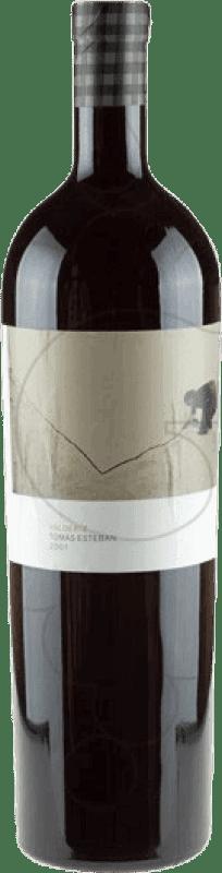 183,95 € Envío gratis | Vino tinto Valderiz Tomás Esteban 2003 D.O. Ribera del Duero Castilla y León España Botella Mágnum 1,5 L