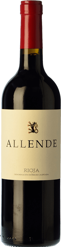 19,95 € | Red wine Allende Reserva D.O.Ca. Rioja The Rioja Spain Bottle 75 cl