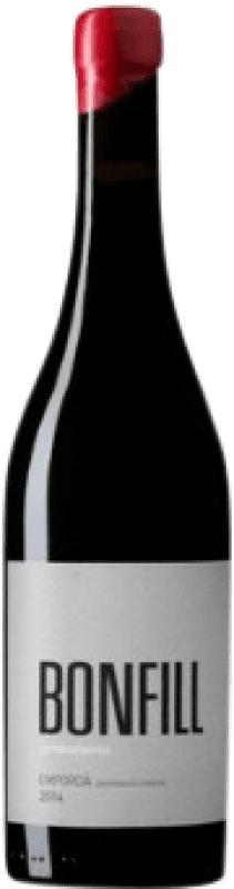 23,95 € Envío gratis | Vino tinto Arché Pagés Bonfill Crianza D.O. Empordà Cataluña España Botella 75 cl