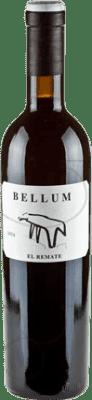17,95 € | Fortified wine Vinos del Atlántico Bellum el Remate Dolç Sweet D.O. Yecla Levante Spain Monastrell Half Bottle 50 cl