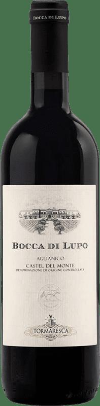 53,95 € Envío gratis   Vino tinto Tormaresca Bocca di Lupo Otras D.O.C. Italia Italia Aglianico Botella 75 cl