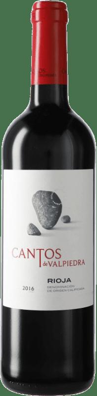 9,95 € Envoi gratuit   Vin rouge Finca Valpiedra Cantos de Valpiedra Crianza D.O.Ca. Rioja La Rioja Espagne Tempranillo Bouteille 75 cl
