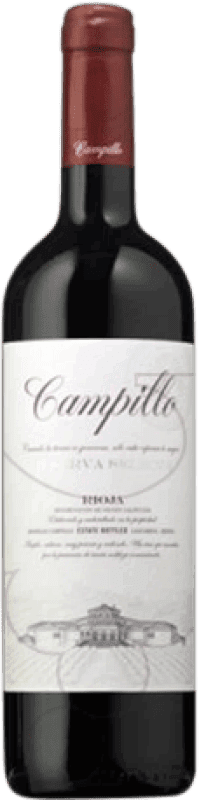 29,95 € | Red wine Campillo Reserva D.O.Ca. Rioja The Rioja Spain Tempranillo Magnum Bottle 1,5 L