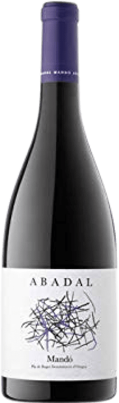 15,95 € | Red wine Masies d'Avinyó Abadal Crianza Catalonia Spain Mandó Bottle 75 cl