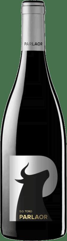 8,95 € Envío gratis | Vino tinto Ramón Ramos Parlaor Roble D.O. Toro Castilla y León España Tempranillo Botella 75 cl