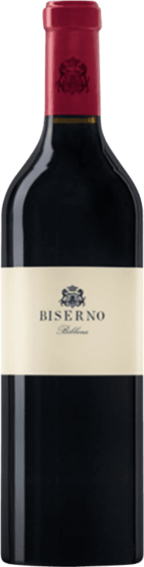 176,95 € Free Shipping | Red wine Tenuta di Biserno Bibbona Otras D.O.C. Italia Italy Merlot, Cabernet Sauvignon, Cabernet Franc, Petit Verdot Bottle 75 cl