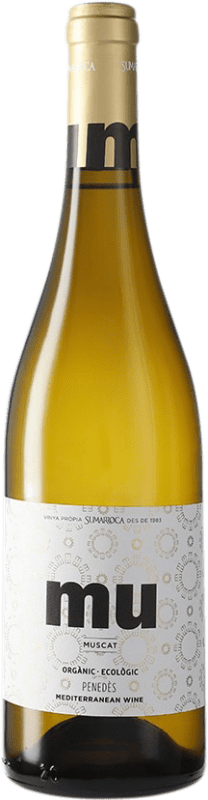 8,95 € Envoi gratuit | Vin blanc Sumarroca Muscat Blanc Joven D.O. Penedès Catalogne Espagne Muscat Bouteille 75 cl