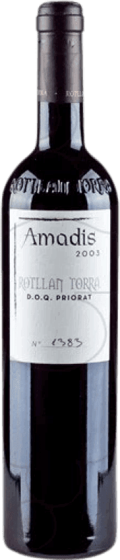 24,95 € Envoi gratuit | Vin rouge Rotllan Torra Amadis Reserva D.O.Ca. Priorat Catalogne Espagne Merlot, Syrah, Grenache, Cabernet Sauvignon, Mazuelo, Carignan Bouteille 75 cl