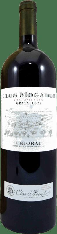 166,95 € Envío gratis | Vino tinto Clos Mogador D.O.Ca. Priorat Cataluña España Syrah, Garnacha, Cabernet Sauvignon, Mazuelo, Cariñena Botella Mágnum 1,5 L