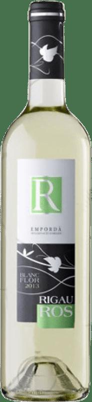 4,95 € Envoi gratuit | Vin blanc Oliveda Rigau Ros Joven D.O. Empordà Catalogne Espagne Macabeo, Chardonnay, Sauvignon Blanc Bouteille 75 cl