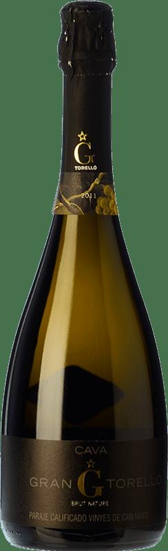 26,95 € Free Shipping   White sparkling Torelló Brut Nature Gran Reserva D.O. Cava Catalonia Spain Macabeo, Xarel·lo, Parellada Bottle 75 cl