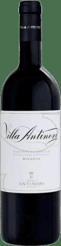 53,95 € Free Shipping | Red wine Pèppoli Villa Antinori Crianza D.O.C.G. Chianti Classico Italy Cabernet Sauvignon, Sangiovese Magnum Bottle 1,5 L
