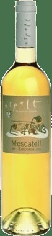 8,95 € | Fortified wine Espelt D.O. Empordà Catalonia Spain Muscatel Bottle 75 cl