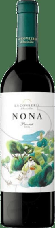 24,95 € Free Shipping | Red wine La Conreria de Scala Dei Nona Crianza D.O.Ca. Priorat Catalonia Spain Merlot, Syrah, Grenache Magnum Bottle 1,5 L