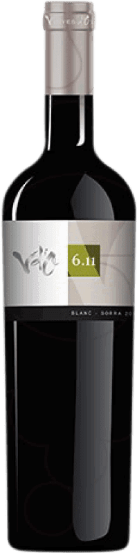 29,95 € Free Shipping | White wine Olivardots Vd'O 6 Crianza D.O. Empordà Catalonia Spain Carignan White Bottle 75 cl