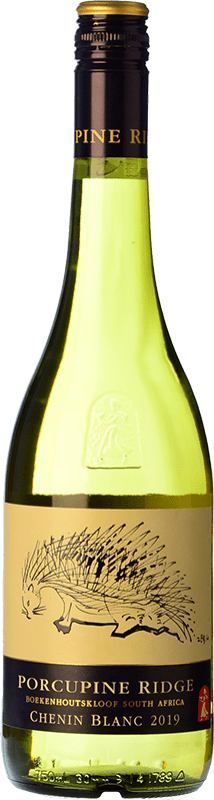 17,95 € Free Shipping | White wine Boekenhoutskloof Porcupine Ridge Joven South Africa Chenin White Bottle 75 cl