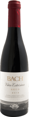 2,95 € Free Shipping | Red wine Bach Negre Crianza D.O. Catalunya Catalonia Spain Tempranillo, Merlot, Cabernet Sauvignon Half Bottle 37 cl