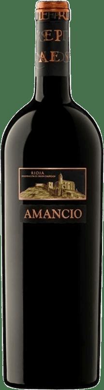 89,95 € | Red wine Sierra Cantabria Amancio D.O.Ca. Rioja The Rioja Spain Tempranillo Bottle 75 cl