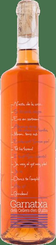 11,95 € | Fortified wine Guilla D.O. Empordà Catalonia Spain Garnacha Roja Bottle 75 cl