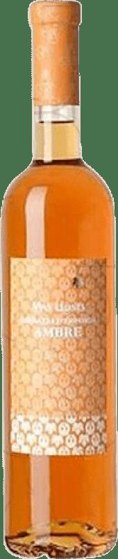 8,95 € | Fortified wine Mas Llunes Ambre D.O. Empordà Catalonia Spain Garnacha Roja Bottle 75 cl