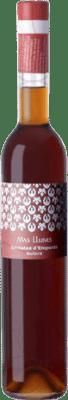 23,95 € | Fortified wine Mas Llunes Solera D.O. Empordà Catalonia Spain Garnacha Roja Half Bottle 50 cl