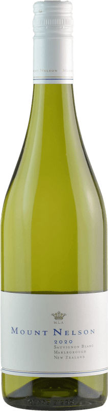 19,95 € Free Shipping | White wine Campo di Sasso Mount Nelson Joven New Zealand Sauvignon White Bottle 75 cl