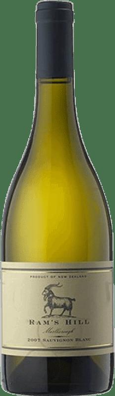 25,95 € Free Shipping   White wine Campo di Sasso Ram's Hill Crianza New Zealand Sauvignon White Bottle 75 cl