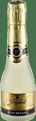 1,95 € Free Shipping   White sparkling Freixenet Carta Nevada Semi Dry D.O. Cava Catalonia Spain Macabeo, Xarel·lo, Parellada Small Bottle 20 cl