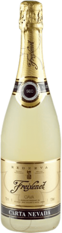 6,95 € Free Shipping   White sparkling Freixenet Carta Nevada Dry D.O. Cava Catalonia Spain Macabeo, Xarel·lo, Parellada Bottle 75 cl