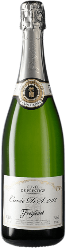 16,95 € Free Shipping   White sparkling Freixenet Cuvée D.S. Brut Reserva D.O. Cava Catalonia Spain Macabeo, Xarel·lo, Parellada Bottle 75 cl