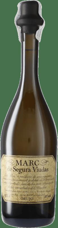 19,95 € Envío gratis | Orujo Segura Viudas Marc España Botella 70 cl