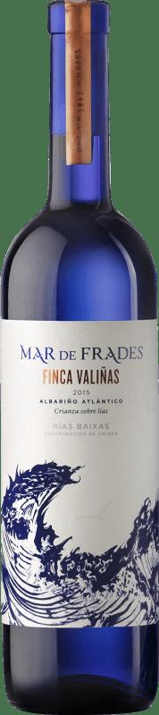 22,95 € | White wine Mar de Frades Finca Valiñas Crianza D.O. Rías Baixas Galicia Spain Albariño Bottle 75 cl
