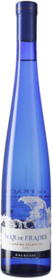 9,95 € | White wine Mar de Frades Joven D.O. Rías Baixas Galicia Spain Albariño Half Bottle 50 cl