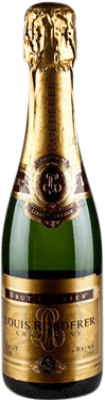 28,95 € | White sparkling Louis Roederer Premier Brut Gran Reserva A.O.C. Champagne France Pinot Black, Chardonnay, Pinot Meunier Half Bottle 37 cl