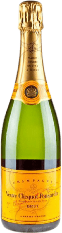 51,95 € | White sparkling Veuve Clicquot Gouache Edition Brut Gran Reserva A.O.C. Champagne France Pinot Black, Chardonnay, Pinot Meunier Bottle 75 cl