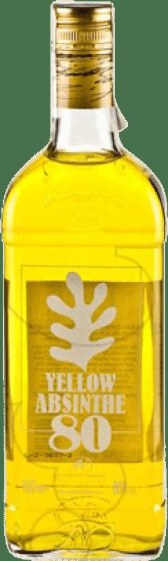 18,95 € Envío gratis | Absenta Antonio Nadal 80 Yellow España Botella 70 cl