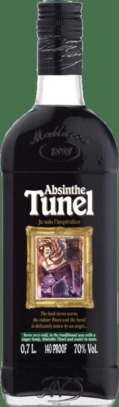 19,95 € 免费送货   苦艾酒 Antonio Nadal Black 西班牙 瓶子 70 cl
